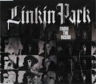From the Inside (Linkin Park song) single by Linkin Park