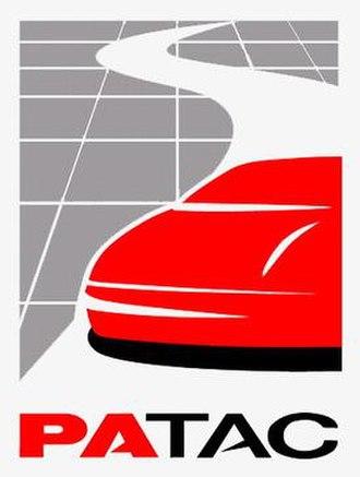 Pan Asia Technical Automotive Center - PATAC logo