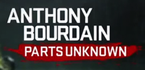 Anthony Bourdain: Parts Unknown - Image: Logo for Anthony Bourdain Parts Unknown