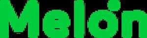 Melon (online music service) - Image: Logo melon 142x 99