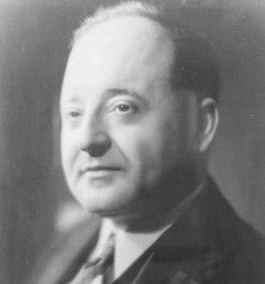 Louis Wirth American sociologist (1897-1952)