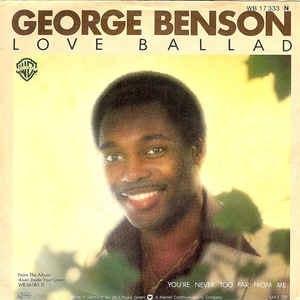 Love Ballad (L.T.D. song) - Image: Love Ballad George Benson