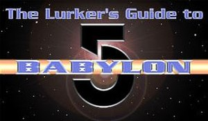 The Lurker's Guide to Babylon 5 - Image: Lurkers Guide