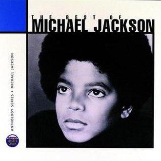 Anthology (Michael Jackson album) - Image: M Janthology