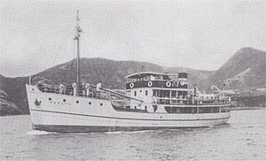 MV Mamutu - Image: Mamutu