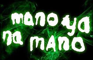 <i>Mano Ya Na Mano</i> (1995 TV series)