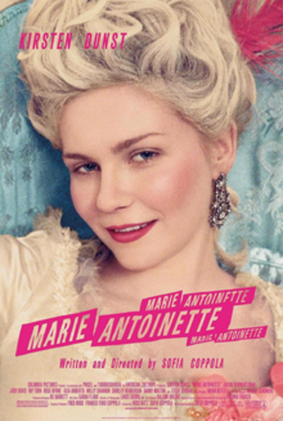 Picture of a movie: Marie Antoinette