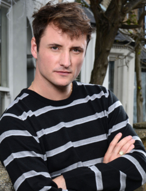 Martin Fowler (EastEnders) - James Bye as Martin Fowler (2014)