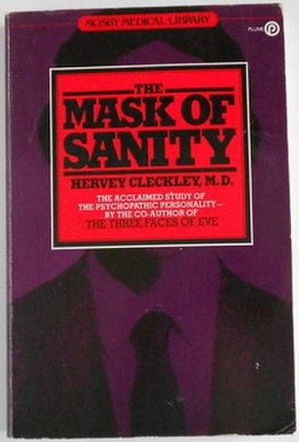 The Mask of Sanity - The Mask of Sanity, 1982 edition