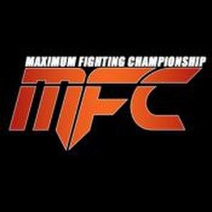 Maximum Fighting Championship - Image: Maximum fighting championship logo