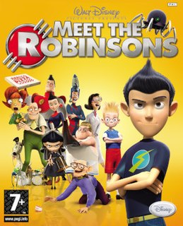 <i>Meet the Robinsons</i> (video game) video game