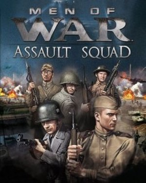 Men of War: Assault Squad - Image: Menof War box