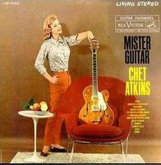 Mister Guitar - Image: Mister guitar 1