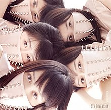 Momoiro Clover Z - 5th Dimension (Regular Edition, KICS-1899) cover.jpg