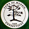 Official seal of Morris, Connecticut