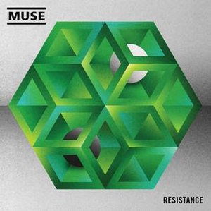Resistance (song) - Image: Muse resistance cd