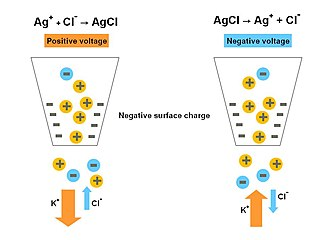 Nanofluidic circuitry - An ion-rectifying nano-pipet