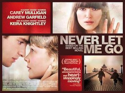 Picture of a movie: Never Let Me Go