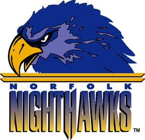 Norfolk Nighthawks - Image: Nighthawks