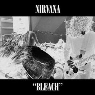 Bleach (Nirvana album) - Image: Nirvana Bleach