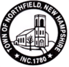 Official seal of Northfield, New Hampshire