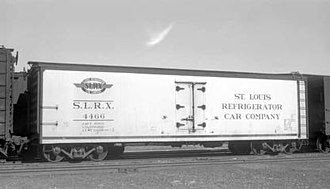 St. Louis Refrigerator Car Company - Image: OP 15076