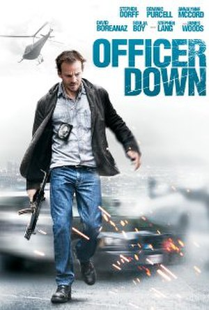 Officer Down - Image: Officer Down poster
