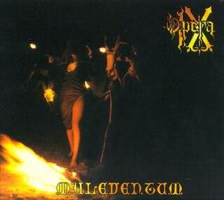 <i>Maleventum</i> album by Opera IX