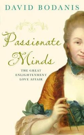 Passionate Minds - The front cover of Passionate Minds