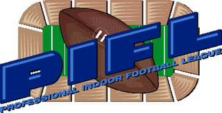 Professional Indoor Football League (1998) sports league, 1998