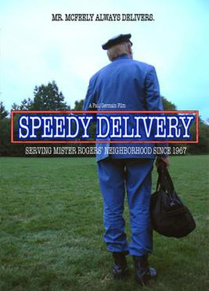 Speedy Delivery - Image: Poster of Speedy Delivery