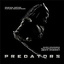 Predators -- soundtrack album2.jpg