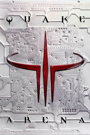 Quake III Arena - Image: Quake 3Title