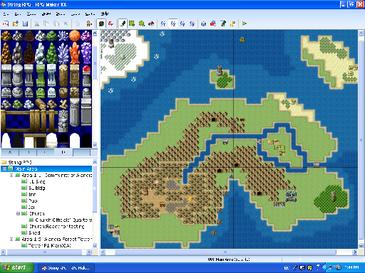 RPG Maker VX - Howling Pixel