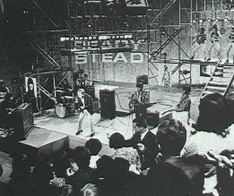 Ready Steady Go! - Manfred Mann performing at RSG! studio.