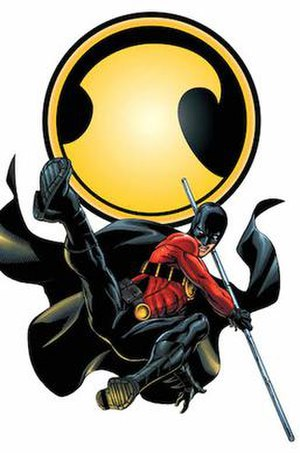 Red Robin (comics) - Image: Red Robin vol 1 19