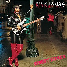 Top 10 Funk - Página 2 220px-Rick_James_-_Street_Songs