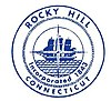 Official seal of Rocky Hill, Connecticut