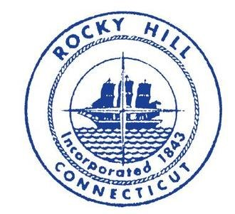 Rocky Hill, Connecticut - Image: Rocky Hill C Tseal