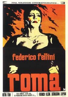 1972 film by Federico Fellini