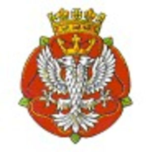 Royal Mercian and Lancastrian Yeomanry - Image: Royal Mercian and Lancastrian Yeomanry (emblem)