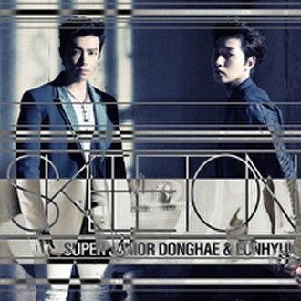 Skeleton (Donghae & Eunhyuk song) - Image: SJ D&E Skeleton