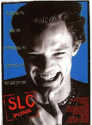 SLC Punk! - Theatrical release poster