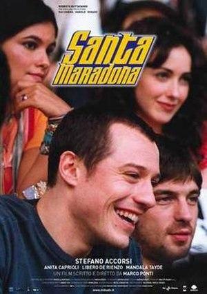 Santa Maradona - Image: Santa Maradona