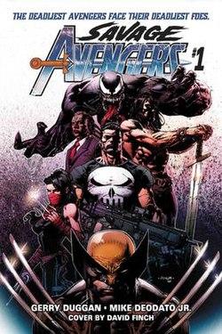 Savage Avengers - Wikipedia