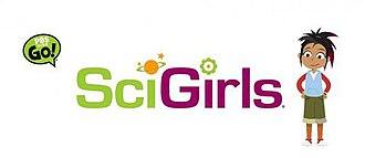 SciGirls - Image: Sci Girls logo