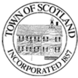 Scotland, Connecticut - Image: Scotland C Tseal