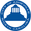 Official seal of Asheville, North Carolina
