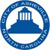 Oficjalna pieczęć Asheville w Północnej Karolinie