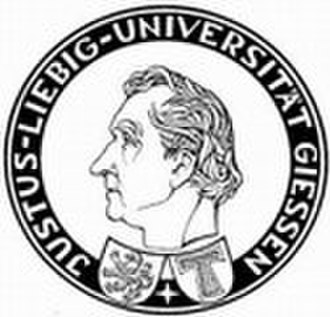 University of Giessen - Image: Siegel uni giessen